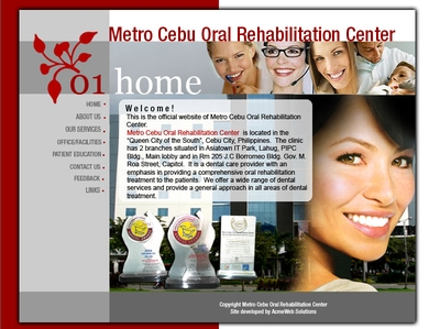 Metro Cebu Oral Rehabilitation Center